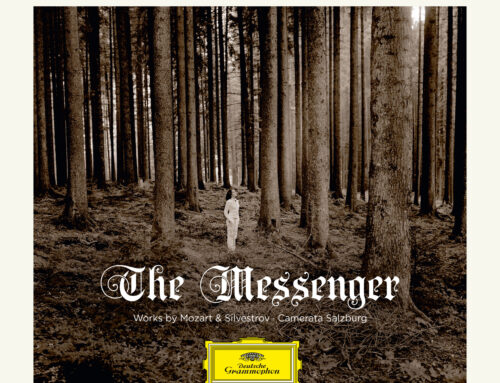 Hélène Grimaud's The Messenger