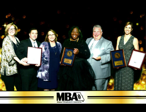 Classic 107.3 Honored at the MBA Awards