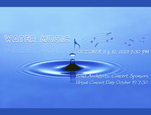 Flowing Back to In-Person Chamber Music Society Performances with Water Music